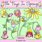 The Tinys In Spring