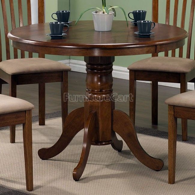 Brannan Round Dining Table Maple Dining Table Chairs Round Dining Table Sets Brown Dining Table