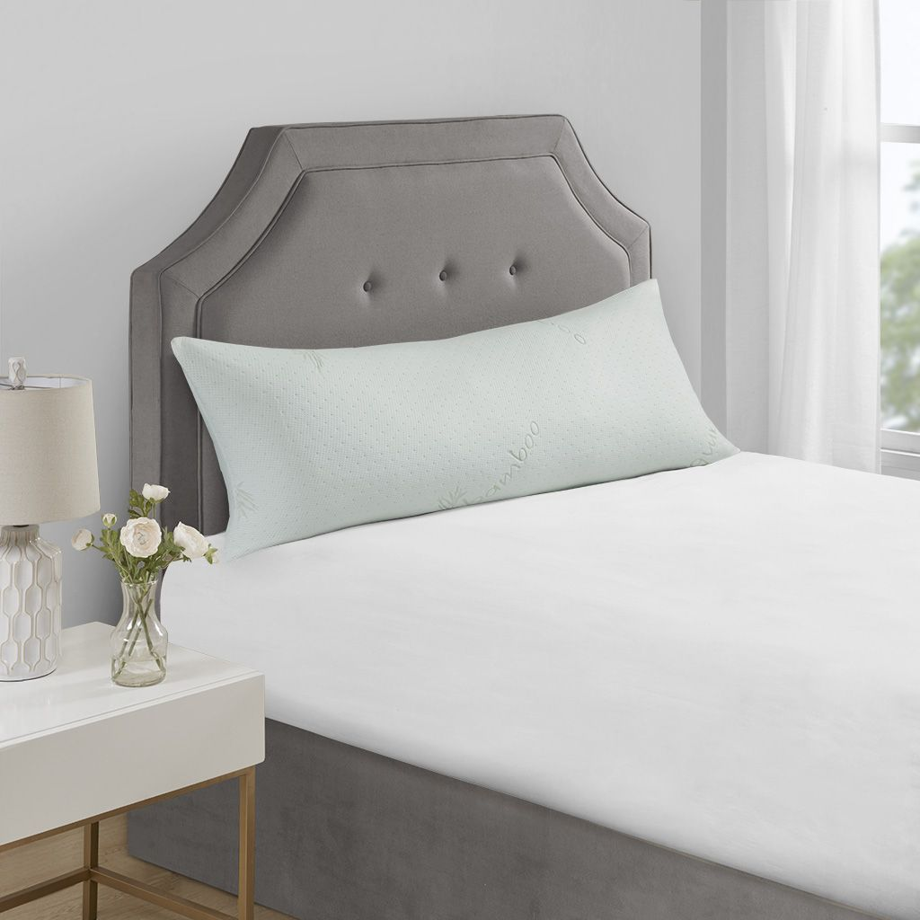 Bamboo shredded memory foam pillow sleep philosophy