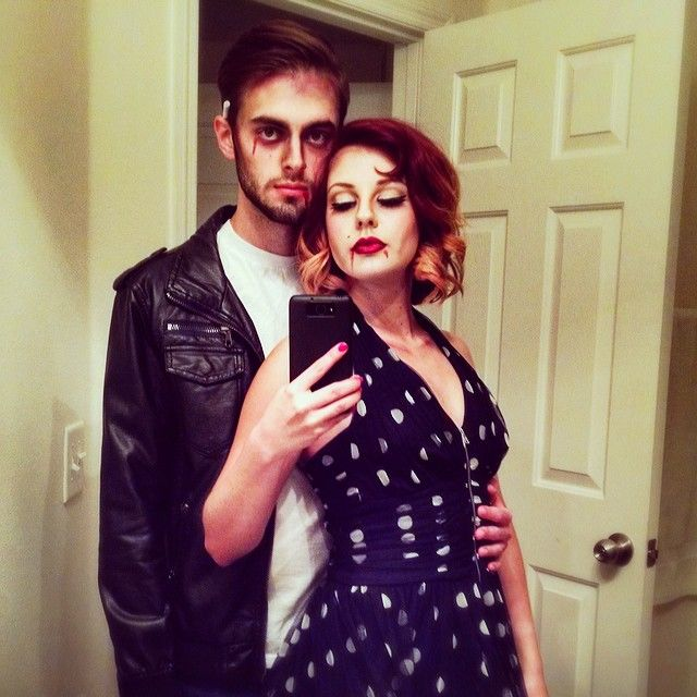 Insanely Clever DIY Couples Costumes For Halloween No One Else - 28 awesome halloween costumes couples