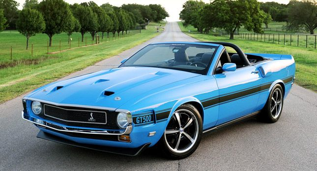 Retrobuilt Will Turn Your Fifth Generation Ford Mustang Into A