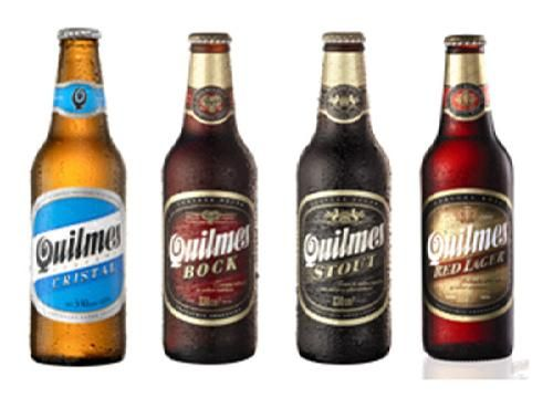 Reliable Collection Argentine  Bottles Of Quilmes  Beers Decorative Arts