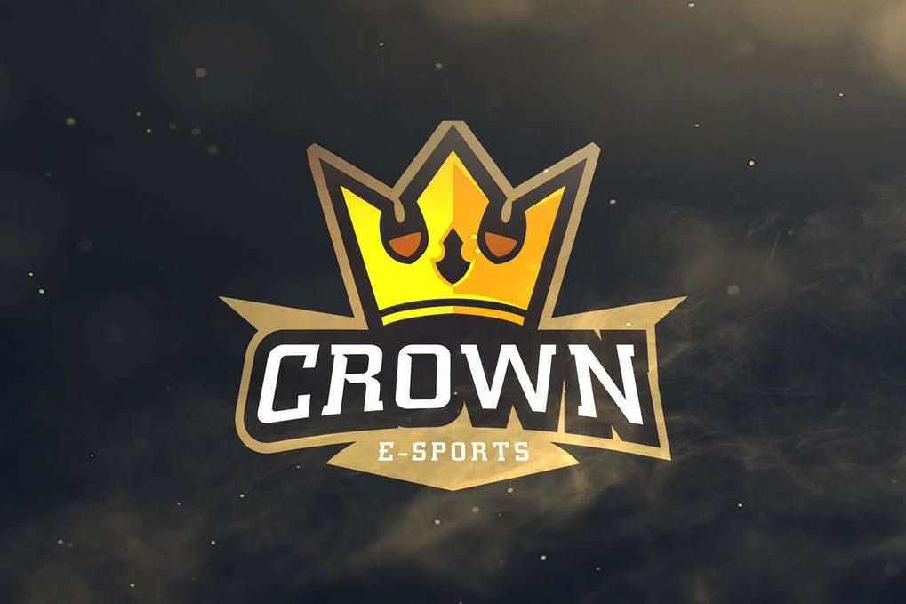 Thumbnail For Crown Sport And Esport Logos Esports Logo Esports Unique Logo Design