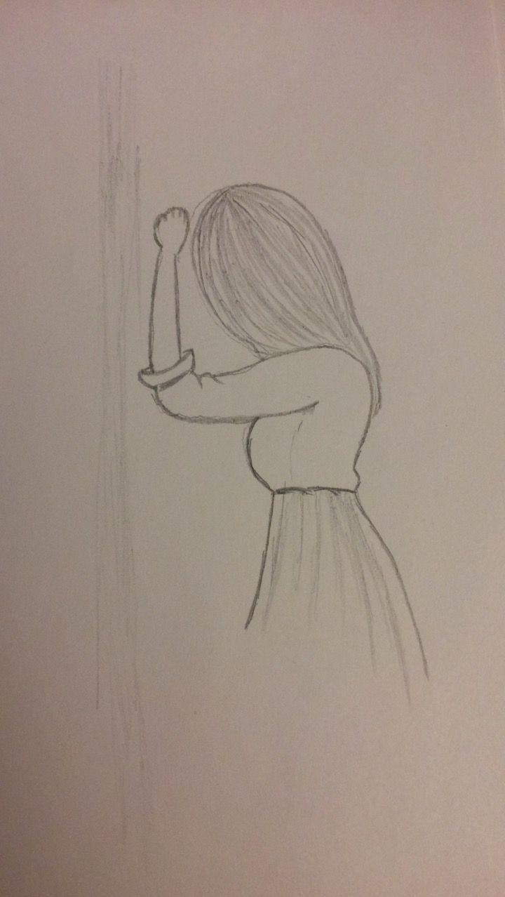 Çok basit   Art drawings simple, Easy drawings sketches, Art drawings