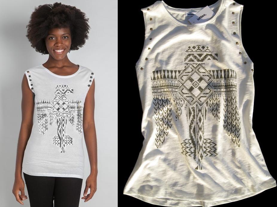 Modny Top Bluzka Cwieki Etniczny Ptak Impreza 40 2869474973 Oficjalne Archiwum Allegro Clothes Fashion Tops