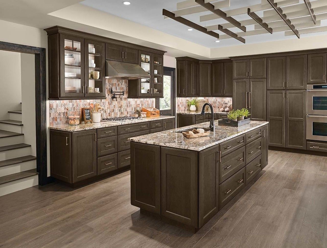 Best The Masterpiece® Collection Rockwell In Cannon Grey Cherry 400 x 300