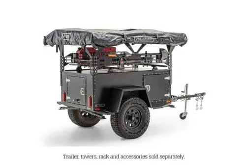 Loaded Trailer 720x Adventure Trailers All Terrain Tyres Off Road Adventure