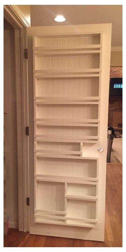 Linen storage ideas for small spaces kitchen pantries 59 ideas - Image 17 of 19 #kitchenstorageunit