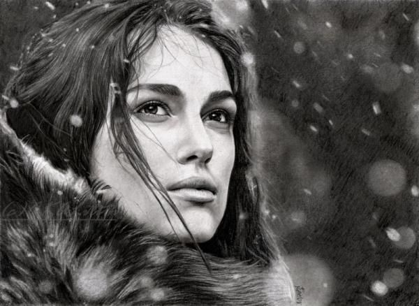 Pencil drawings by kanisa a