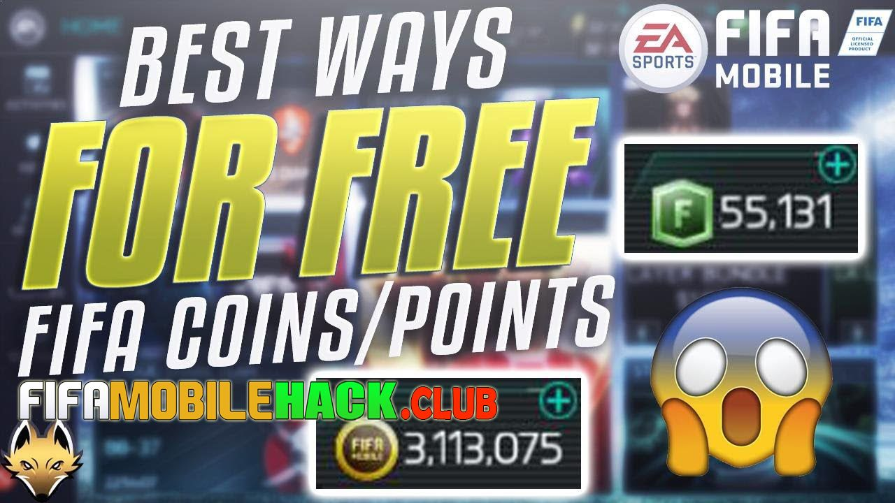 Fifa Mobile Football Hack How To Get Get Free Coins And Fifa Points For Fifa Mobile Football Fifa Mobile Football Point Hacks Mobile Generator Android Hacks