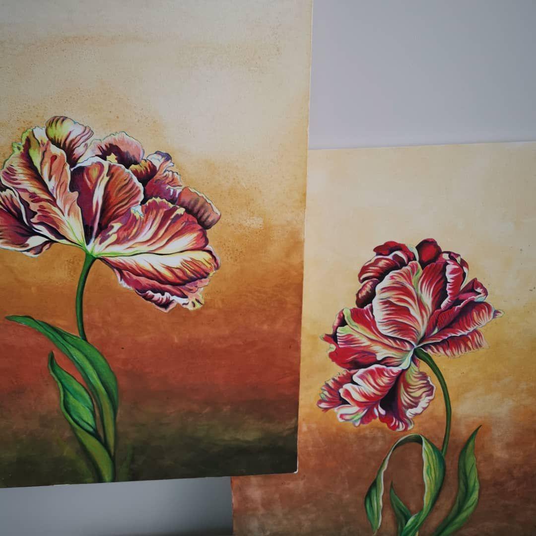 Son Siparisler Ayrilik Zamani Ismailyerlikaya Acrilic On Canvas