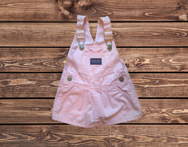 Girls Overall Dress (Size: 2T)