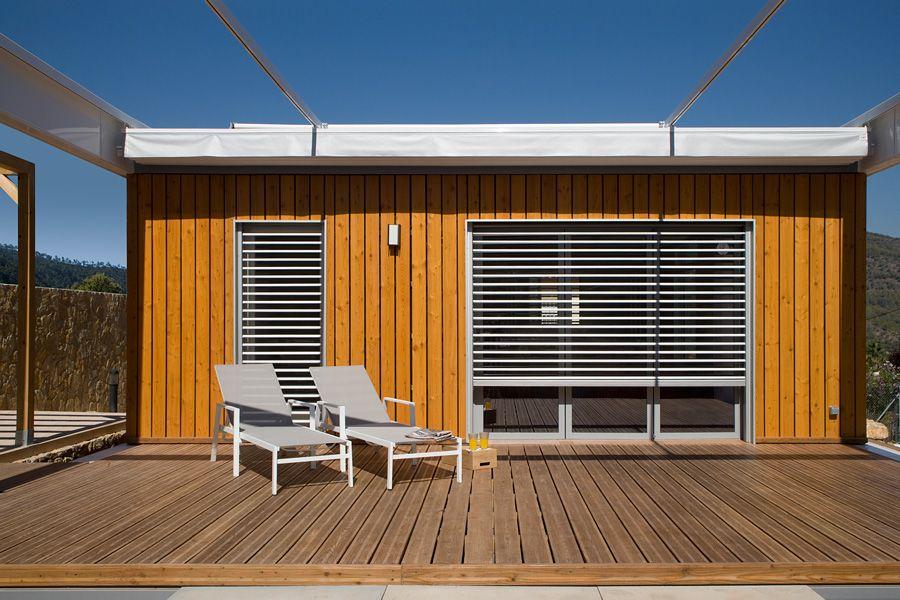 NOEM casas modulares de madera valencia 우리집 Pinterest - casas modulares