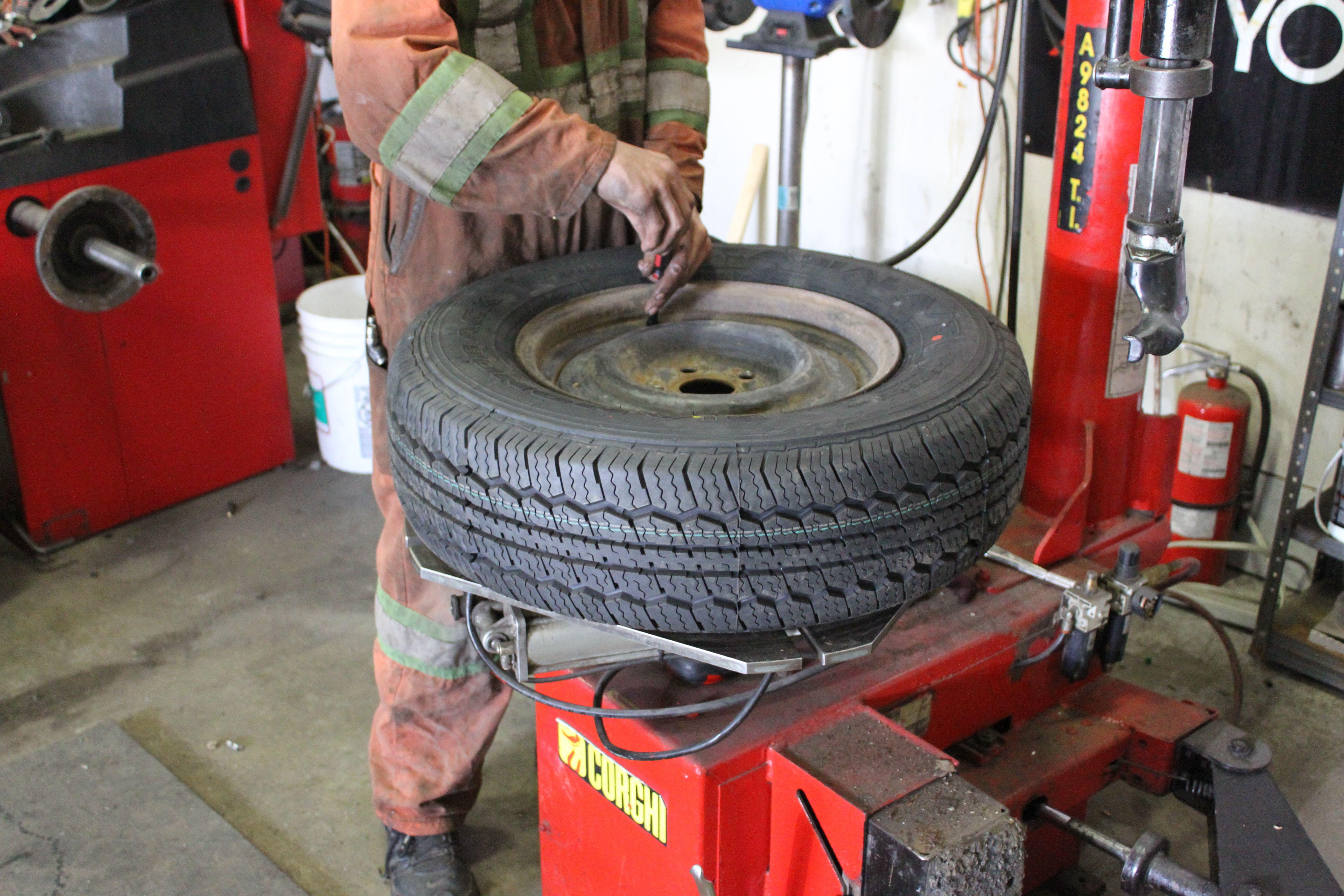 mobile tire repair in Vancouver Car repair service