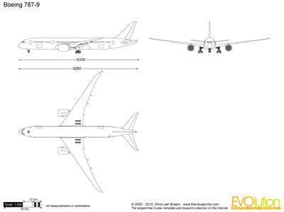Boeing 787 9 Boeing 787 Boeing Blueprints