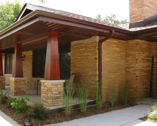 mid century modern front porch. Front Porch On Mid Century Modern Homes Design, Pictures, Remodel, Decor And Ideas C