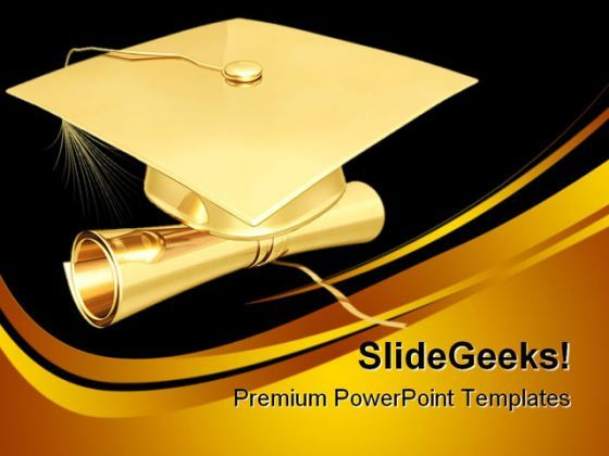 Powerpoint Presentation Templates For Graduation Free Download