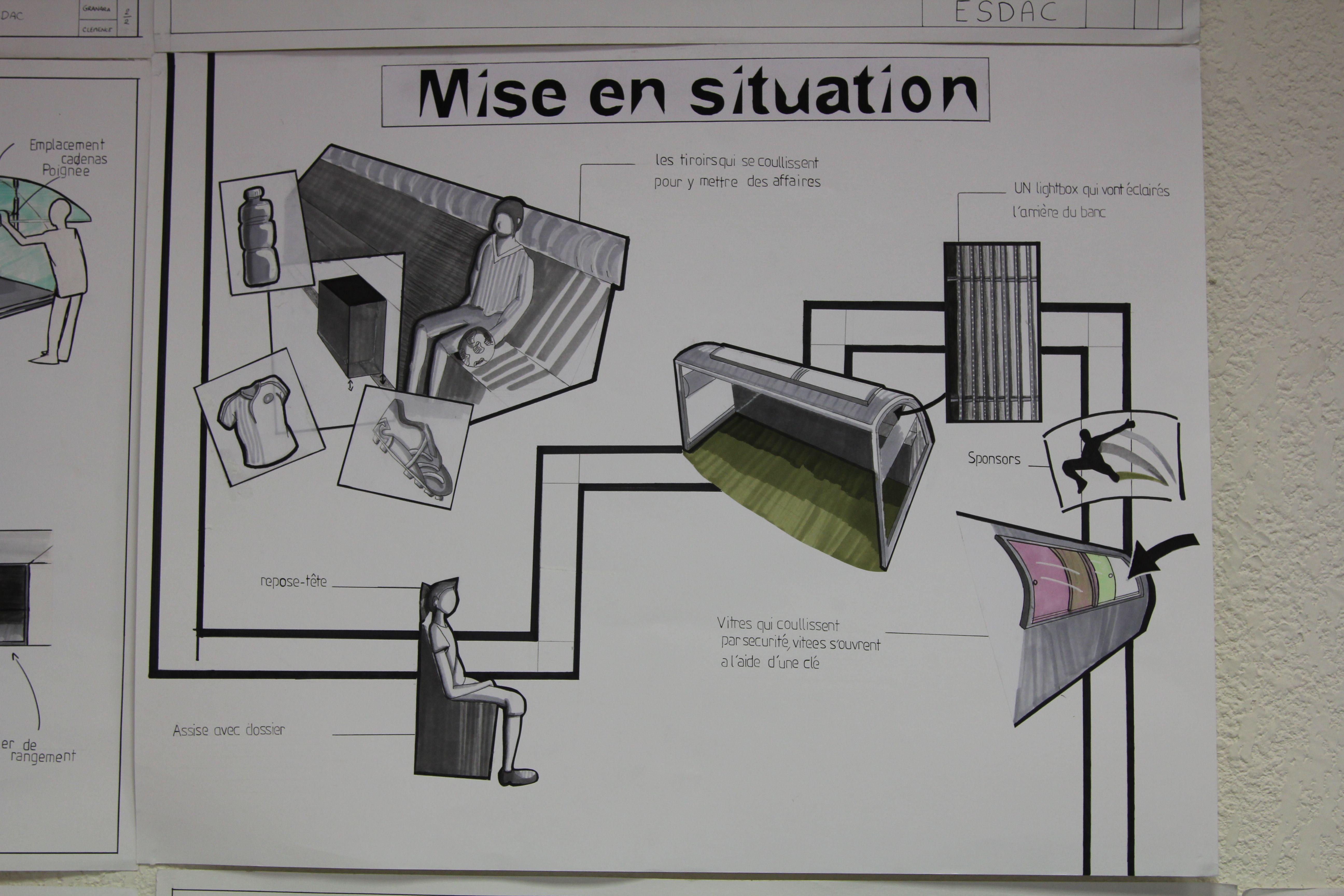 ecole design d 39 espace aix en provence. Black Bedroom Furniture Sets. Home Design Ideas