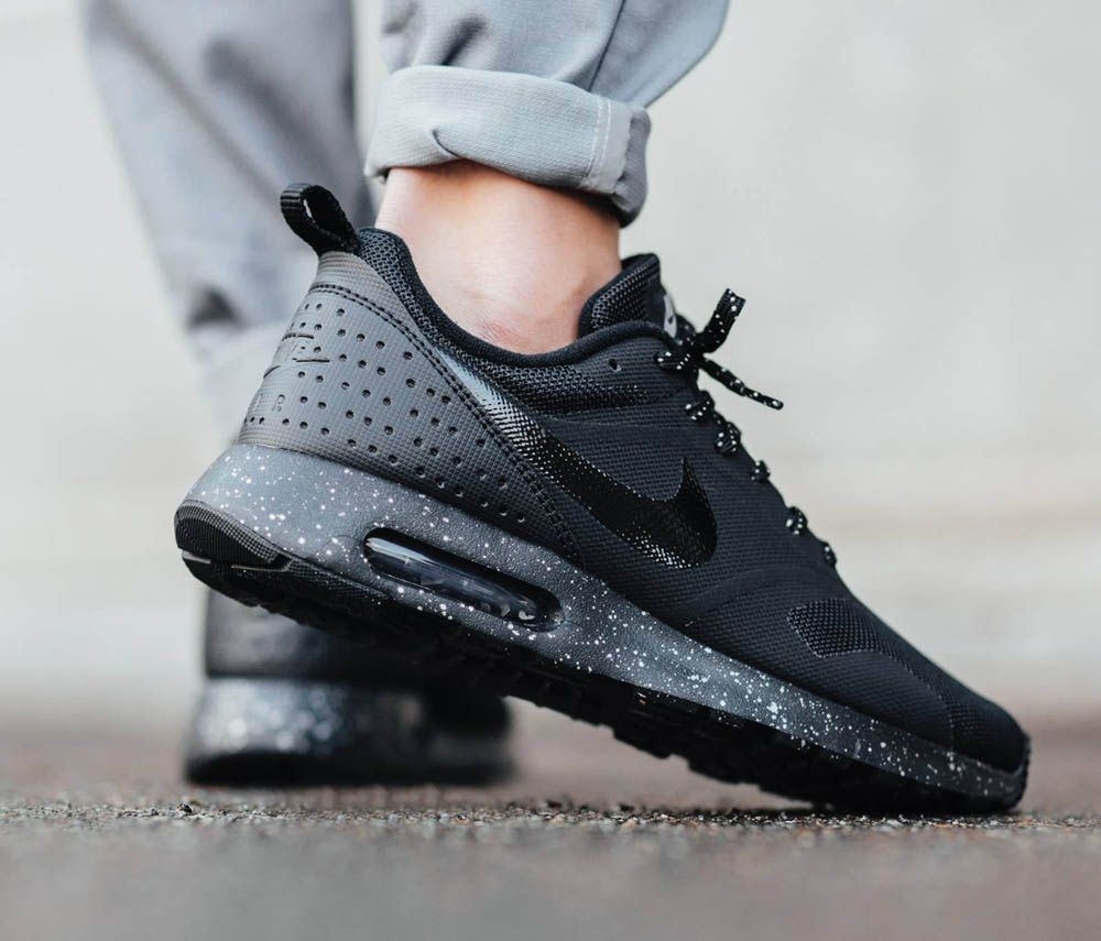 best website 84359 772f4 NIKE Air Max Tavas SE  black  metallic  sneakers