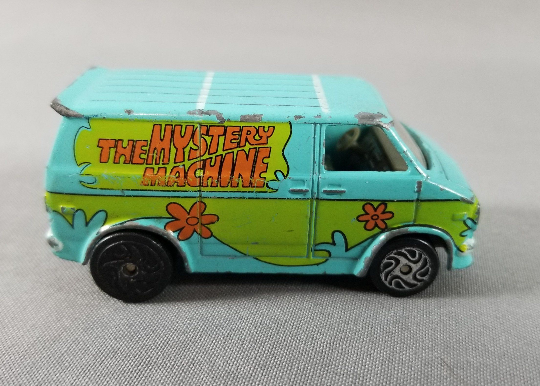 Toyscast Metal Truck Scooby Doo The Mystery Machine