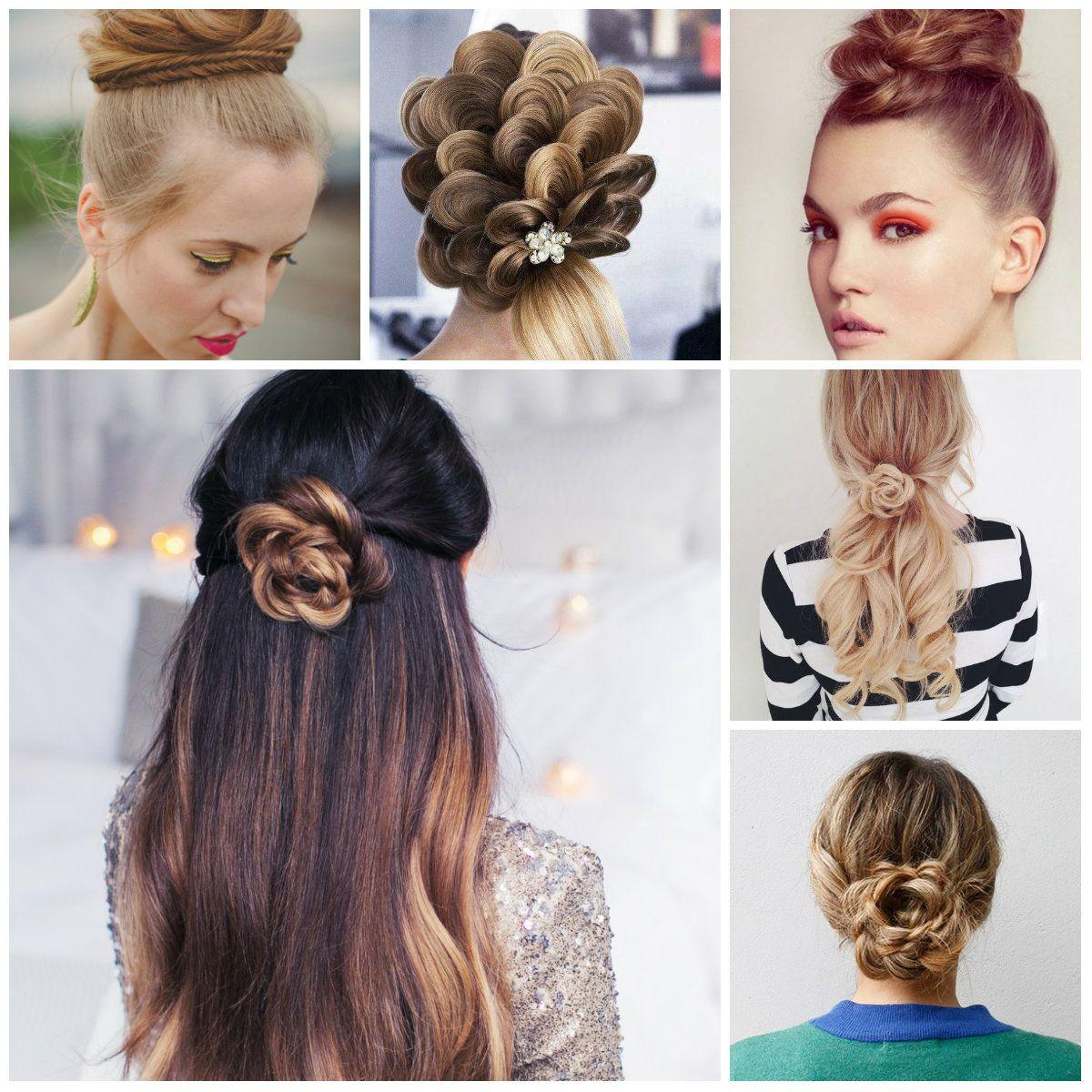 Flower Braid Hairstyles for Teens | Cute Wedding Ideas | Pinterest ...