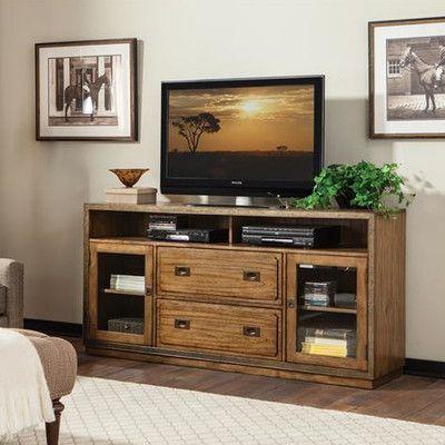 Riverside Furniture Falls Creek TV Stand