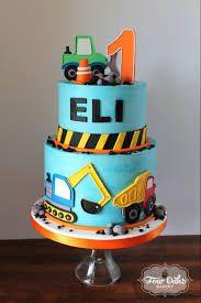 Photo of construction cake fondant – Google Search