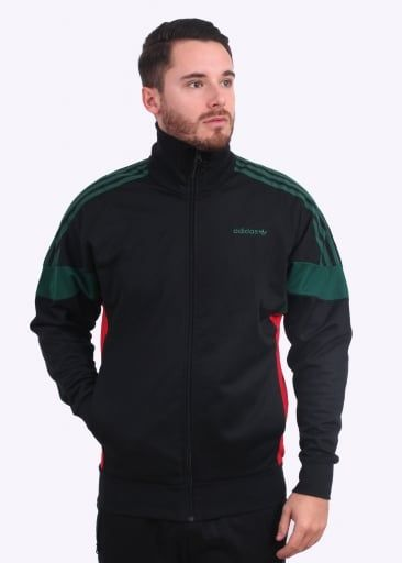 Adidas Originals Apparel CLR 84 Track Top - Black