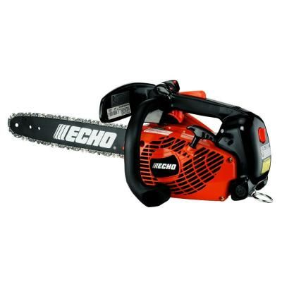 Echo 14 In 32 6 Cc Gas Chainsaw Cs 330t 14aa At The Home Depot