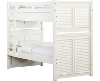 Bedrooms Cottage Retreat Ii Bunk Bed Bedrooms Havertys Furniture