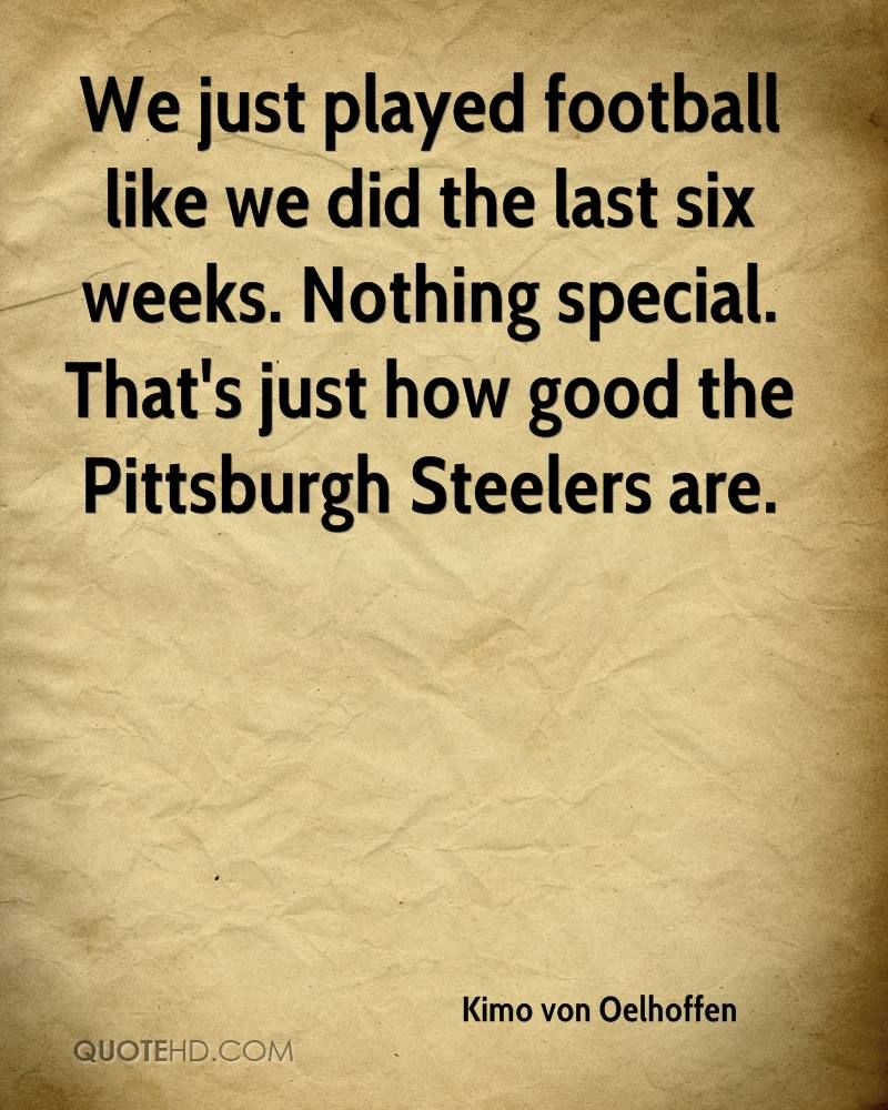 Pittsburgh Quotes Pittsburgh Steelers Picture Quotes  Google Search  Favorite