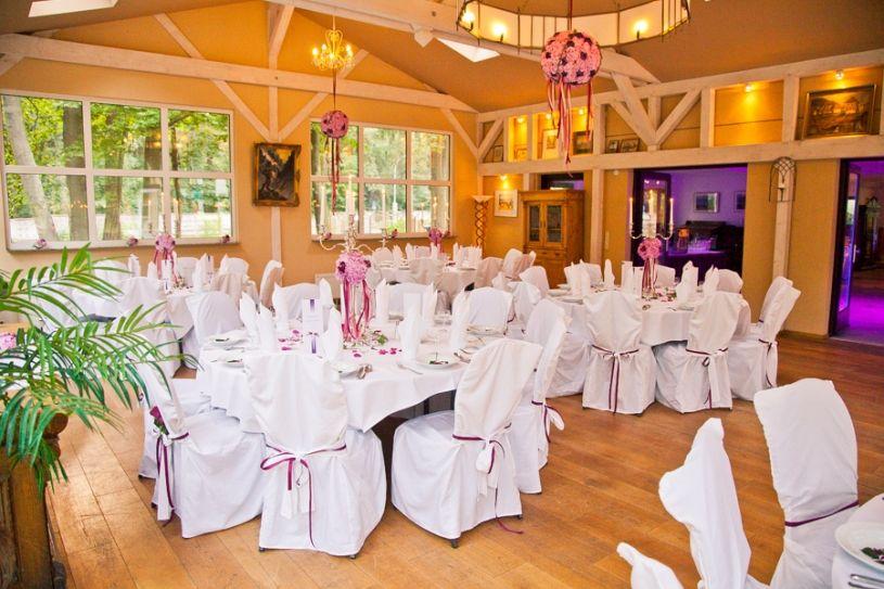 Hochzeit im Landhotel Gustav in Beelitz Heilstätten