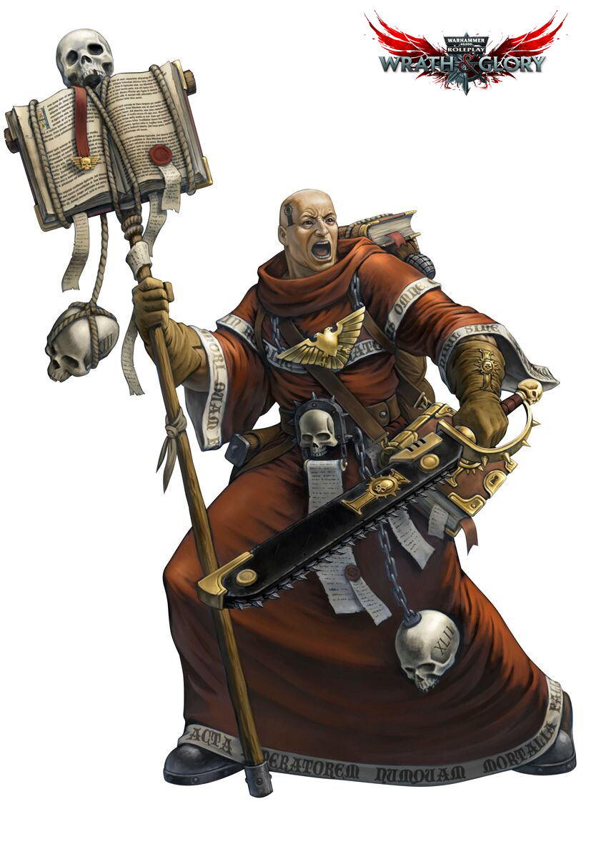 i played the 40k rpg and it s awesome bell of lost souls 40k art