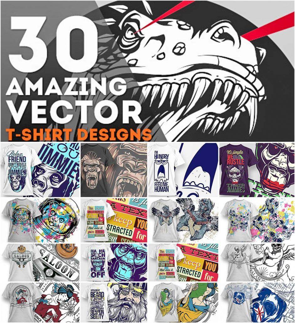 30 jaw dropping t shirt designs Free t shirt design