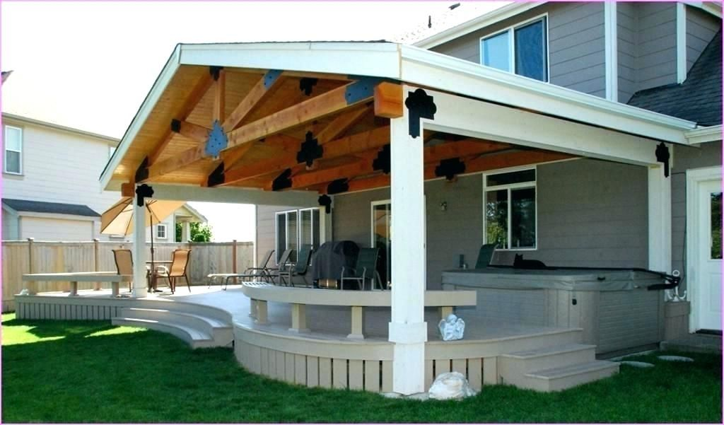 roof covers for patios Google Search Mobile home porch