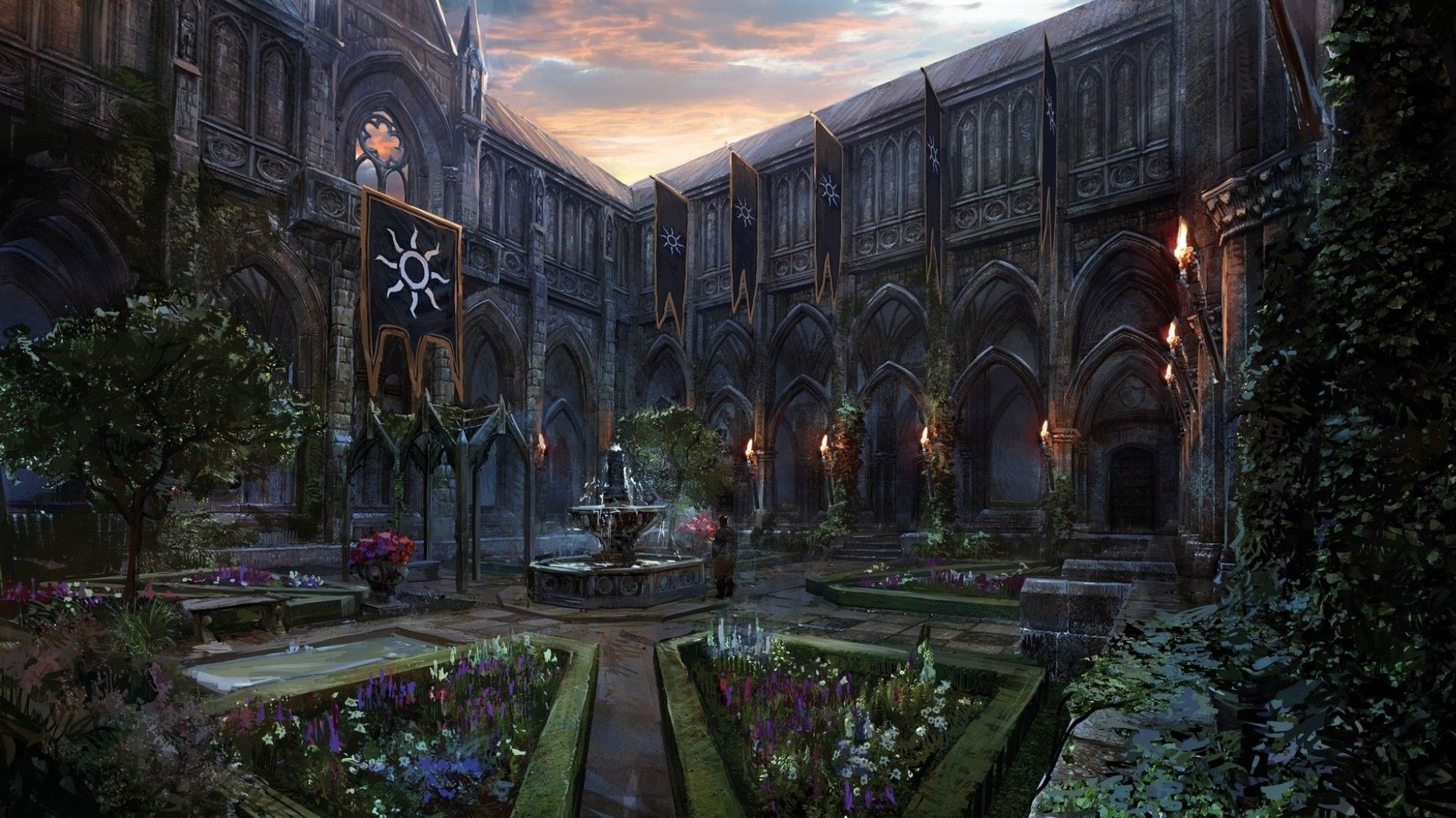 Video Games Concept Art Dragon Age Inquisition Dragon Age Wallpapers Hd Dragon Age Wallpaper Concept Art World Concept Art