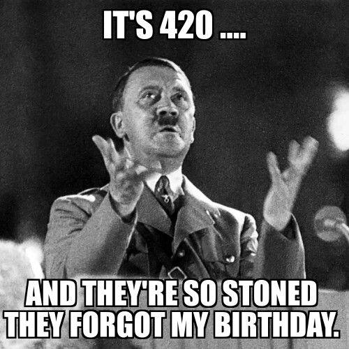 a8e660ad4b26668464b3c8b900c71f65 hitler birthday humor lol pinterest humor