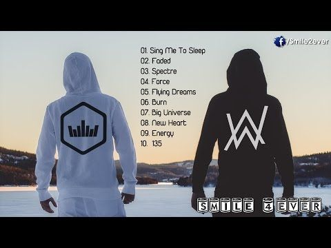 Best Songs Ever of Alan Walker - Top 20 Songs of All Time - Greatest Hit