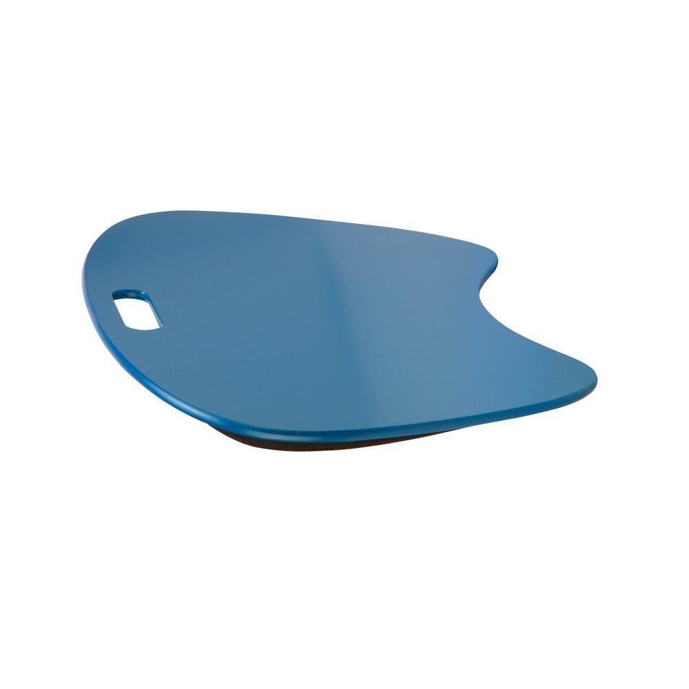 Honey Can Do Portable Lap Desk In Indigo Blue Tbl 06321 Lap Desk Lap Table Desk Tray