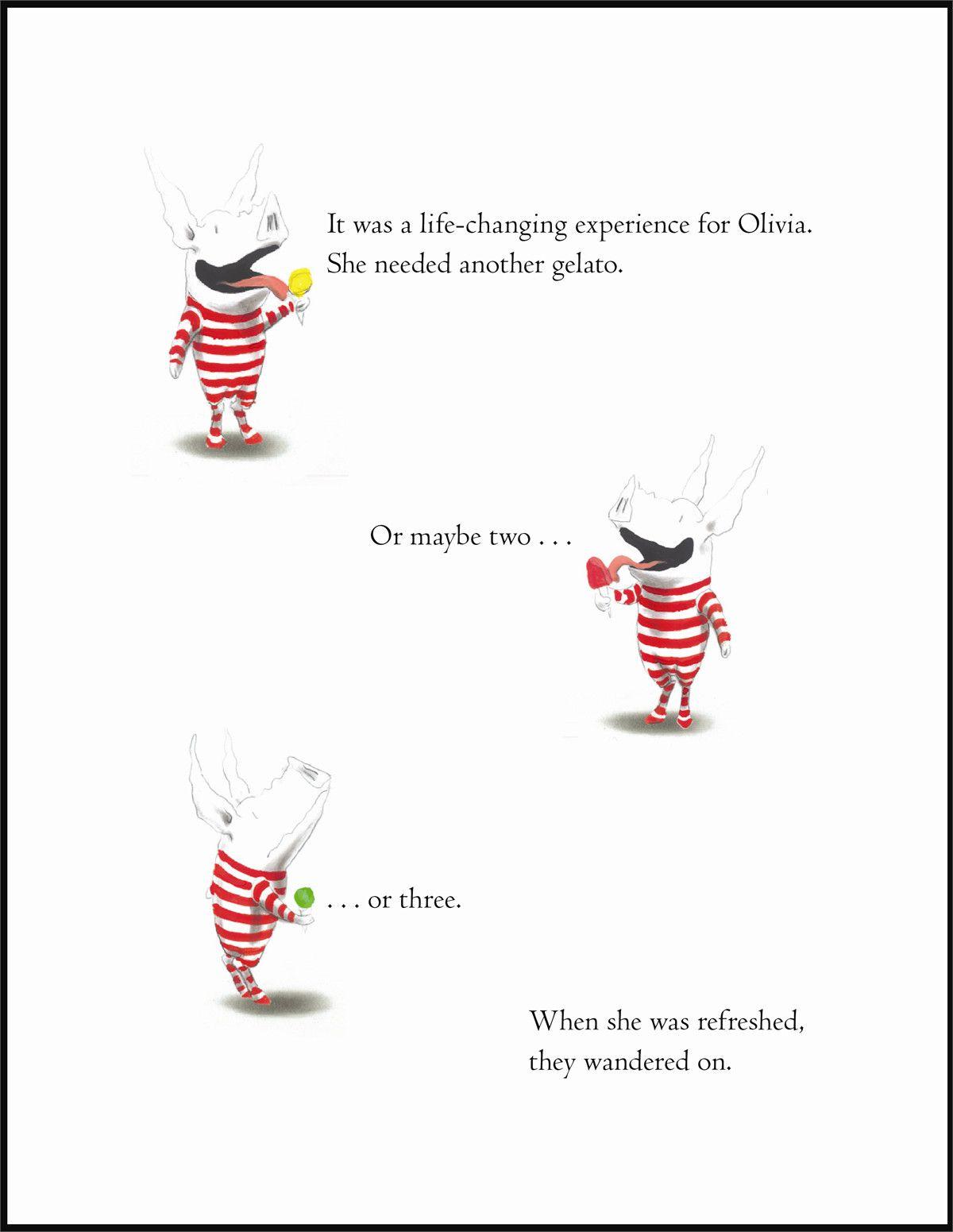 Картинки по запросу o for olivia the pig   Olivia   Pinterest
