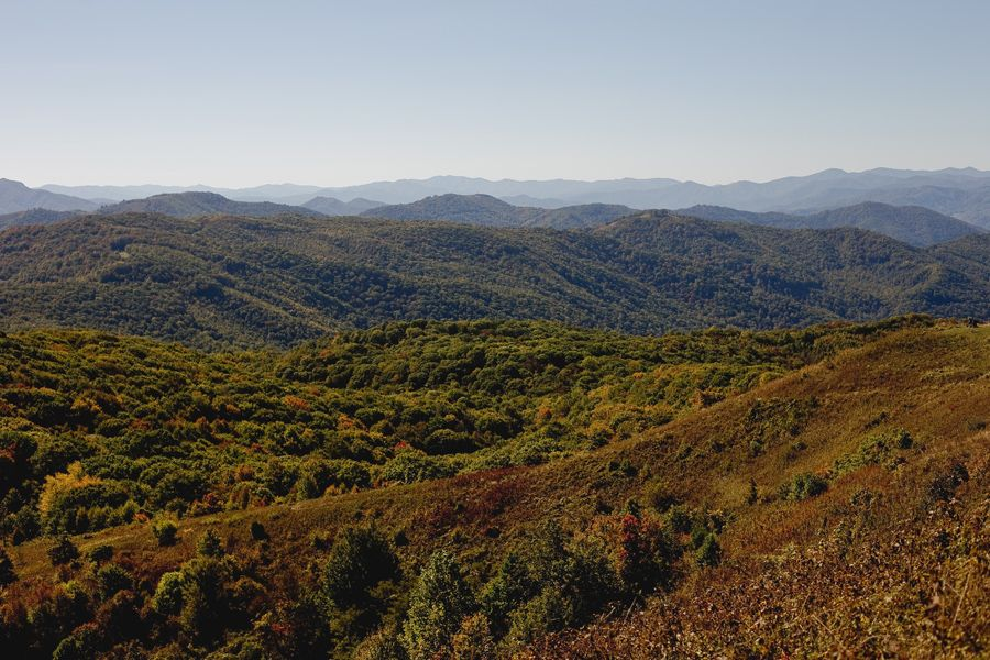 Max Patch in the NC mountains. A truly epic location for a ...