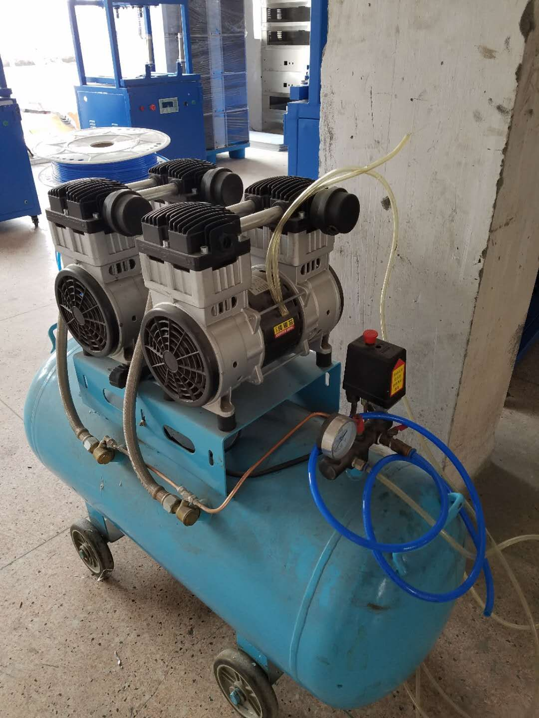 if you need this oilless vacuum pump ,piston vacuum pump