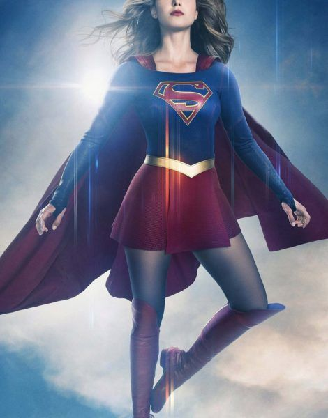 Supergirl Kara Zor El Melissa Benoist Iphone Wallpaper
