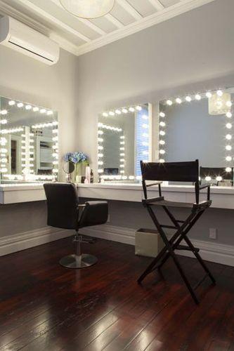 Makeup Studio Ideas | Makeup room design, Makeup studio ... on Make Up Room Design  id=68587