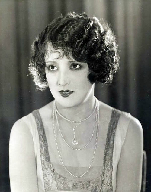 Estelle Taylor 1920 S Marcelled Curls Fingerwaves