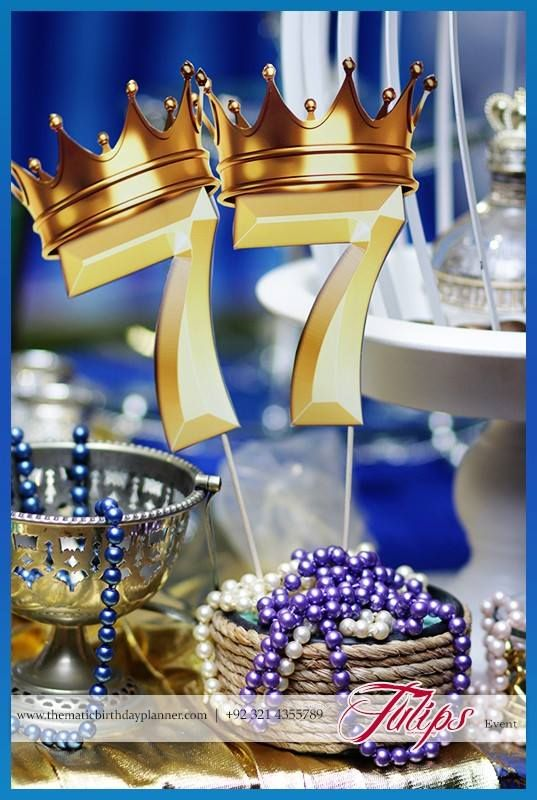 Royal Celebrations Birthday Party Theme For Baby Boy S King