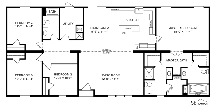 Pin By Amanda Garren On House Maybe One Day Modular Home Plans House Floor Plans Modular Homes