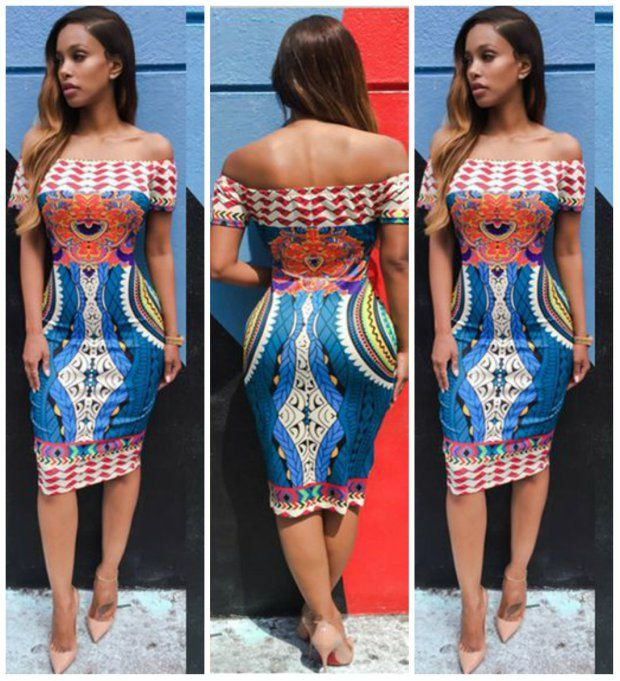 African American Teenage Girls Fashion: 17 Uber Lovely Ankara African Print Styles For Teenagers