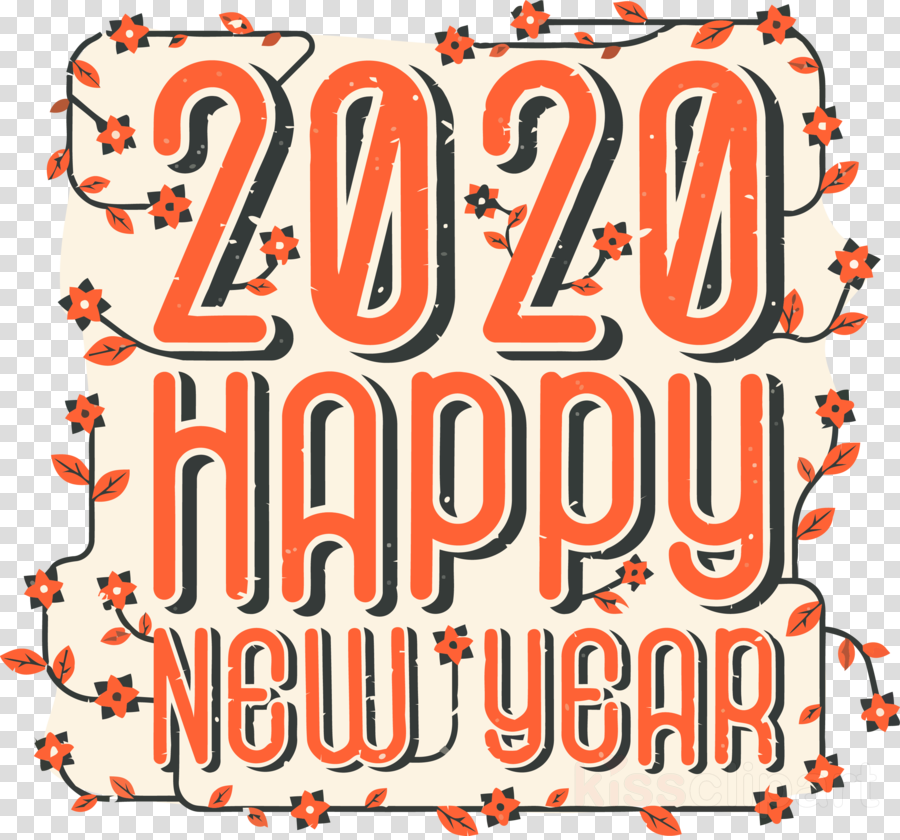 Happy New Year 2020 New Years 2020 2020 Clipart Happy New Year 2020 New Year 2020 Logo Background