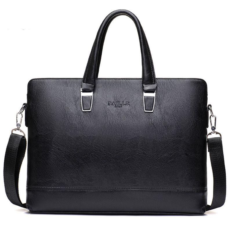 Fashion Business briefcase men bag men handbag made pu leather Shoulder  messenger bags designer Crossbody handbags 2dc75a8ad547b